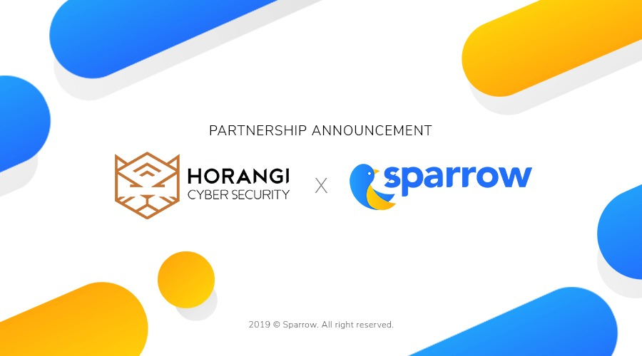 Sparrow and Horangi collaborate to reinforce platform security