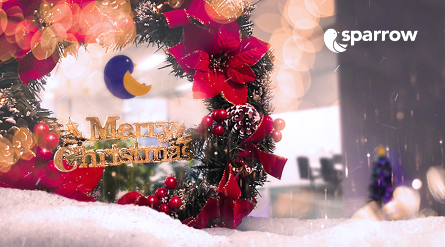 Happy holidays! What will be your option play this Christmas?